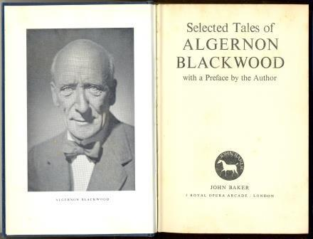 Selected Tales by Algernon Blackwood