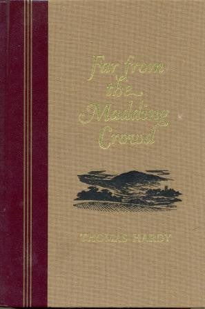 Far from the Madding Crowd by Thomas Hardy - The Real Book Shop