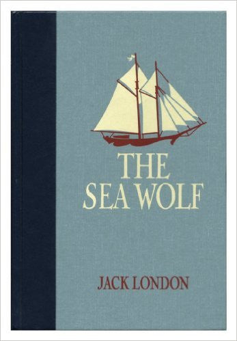 The Sea Wolf by Jack London - The Real Book Shop