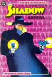 The Shadow Annual - Shadows and Light: Prolog [Comic] - The Real Book Shop