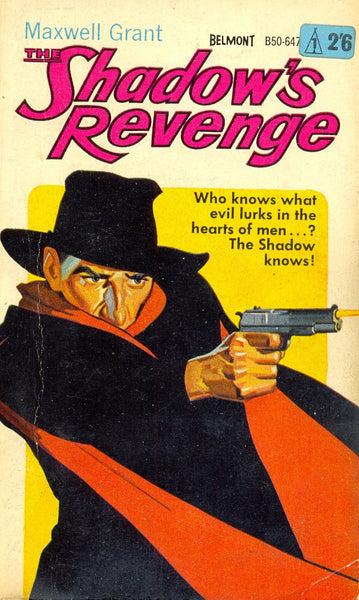The Shadow's Revenge by Maxwell Grant