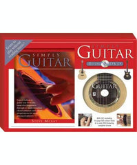 Simply Guitar (Book & DVD) - The Real Book Shop