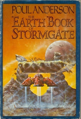 The Earth Book of Stormgate by Poul Anderson [used-good] - The Real Book Shop
