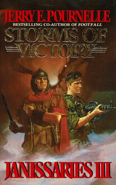 Storms of Victory [Janissaries III] by Jerry E. Pournelle