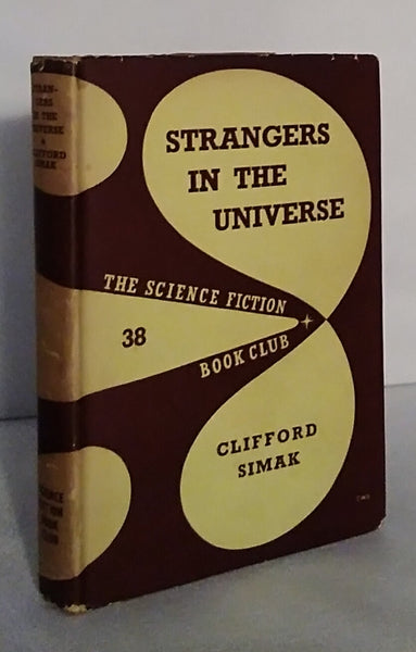 Strangers in the Universe by Clifford Simak