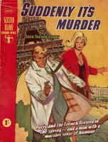 Suddenly it's Murder by Jack Trevor Story [Sexton Blake Library #473]