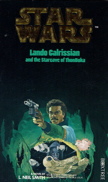 Stra Wars: Lando Calrissian and teh Starcave of ThonBoka [vol 3] by Neil Smith