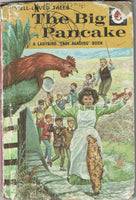 The Big Pancake: A Ladybird Reading Book [Well Loved Tales]