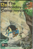 The Holiday Camp Mystery: Ladybird Key Words Reading Scheme 12a