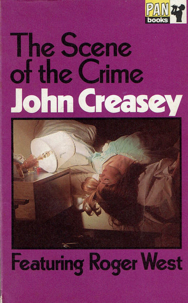The Scene of the Crime by John Creasey