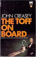 The Toff on Board by John Creasey