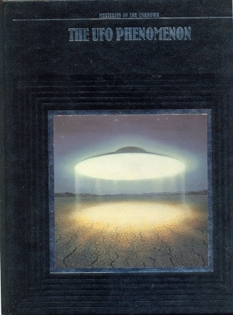 The UFO Phenomenon - Time Life Book [used-like new] - The Real Book Shop