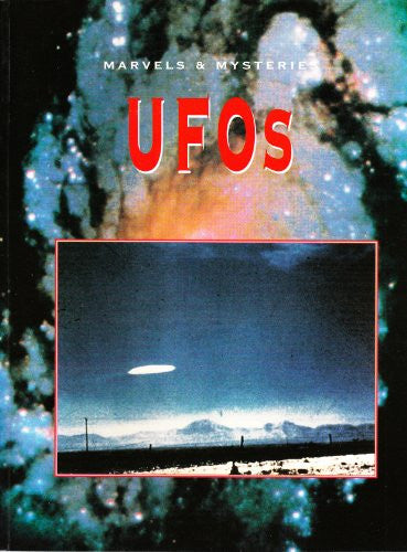 UFOs (Marvels & Mysteries) [used-very good] - The Real Book Shop