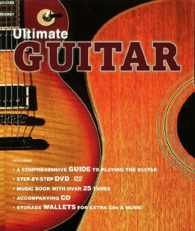 Ultimate Guitar (Interactive Music Set) with DVD - The Real Book Shop