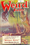 "Weird Tales ""Whisper Water"" and other tales # 22 by Leah Bodine Drake et al - The Real Book Shop"