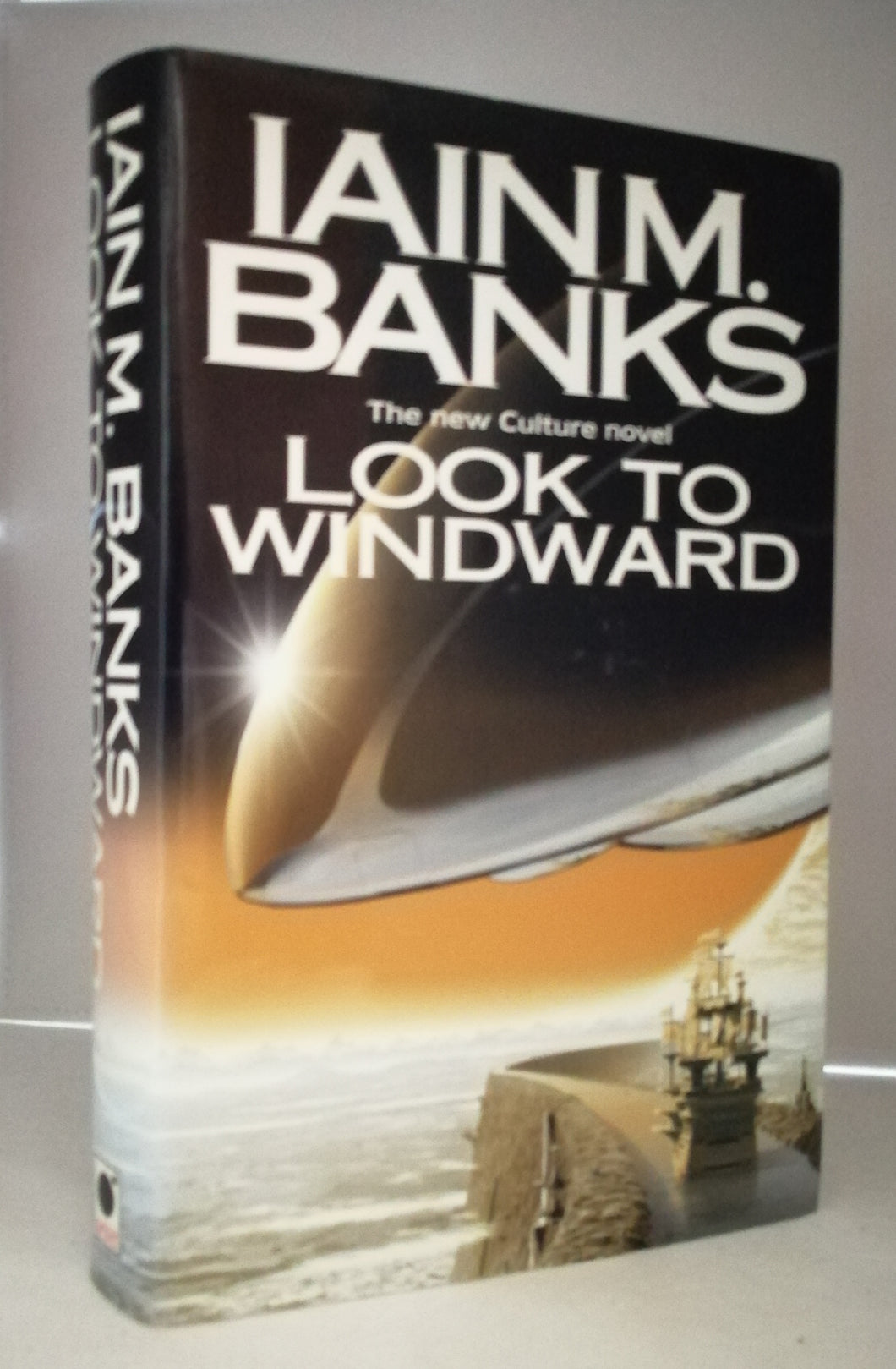 Look to Windward: The New Culture Novel by Iain M. Banks