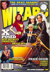 Wizard Magazine May 2000 cover 1 of 2 No. 104 - The Real Book Shop
