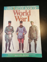 Load image into Gallery viewer, British Uniforms & Weaponry: The Poster Book of World War I by Richard Graves & Crispin Goodall