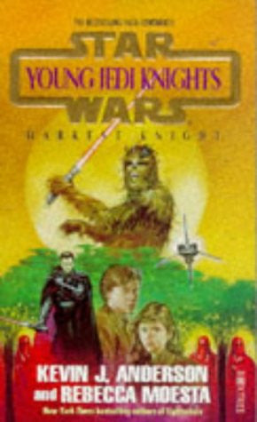 Star Wars: Young Jedi Knights: Darkest Night by Kevin J Anderson & Rebecca Moesta [Used-like new] - The Real Book Shop