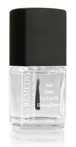 Dr.'s Remedy Nail Polish - Two in One Base/Top Coat