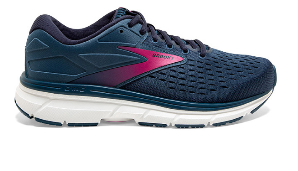 Brooks Women's Dyad Blue/Pink