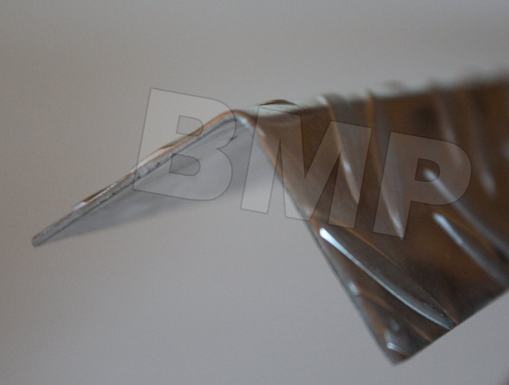 "ALUMINIUM DIAMOND PLATE ANGLE 1,5"" x 1,5"" x 48"" - SECOND CHOISE QUALITY -"