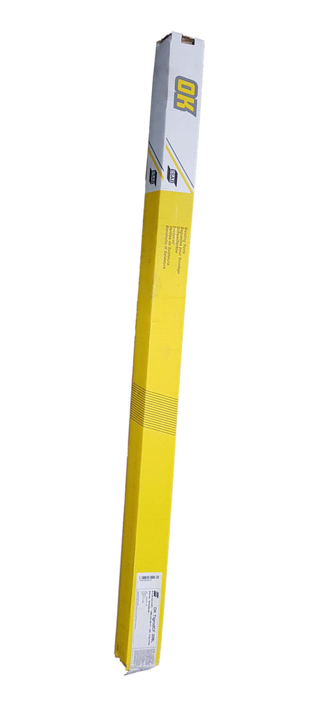"11lbs. ESAB OK Tigrod 308L Stainless Steel Welding Rod 1/8""3.2mm 161032R15F"