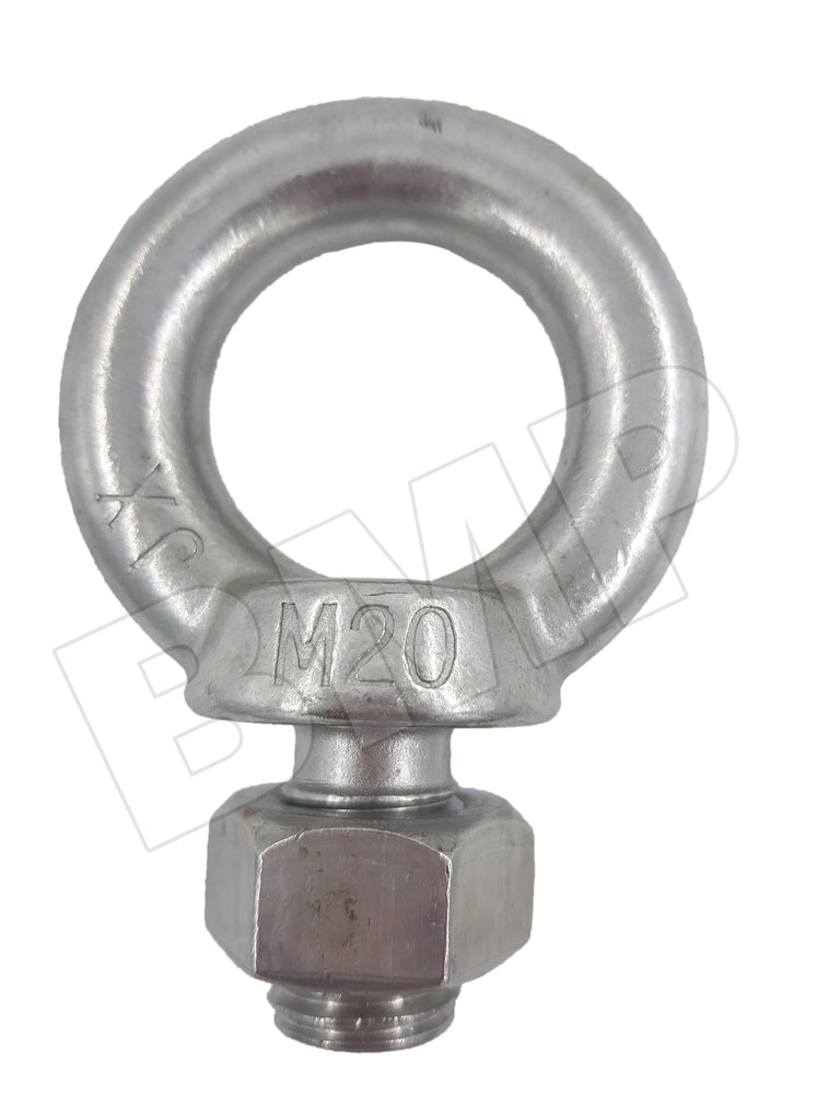 LIFTING EYE BOLT M20 1200105