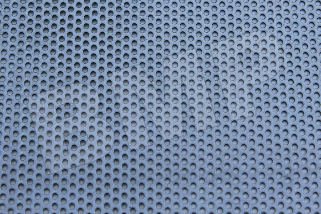 "304 STAINLESS STEEL PERFORATED SHEET .040"" x 12"" x 24"" - 1/8 HOLES"