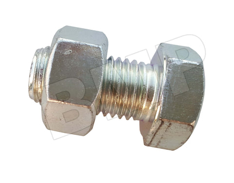 HEX CAP BOLT M16 x 30 mm  WITH NUT