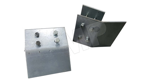 STEEL LOADING RAMP END KIT