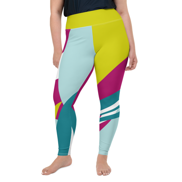 Make a Statement leggings (Plus Size Leggings)