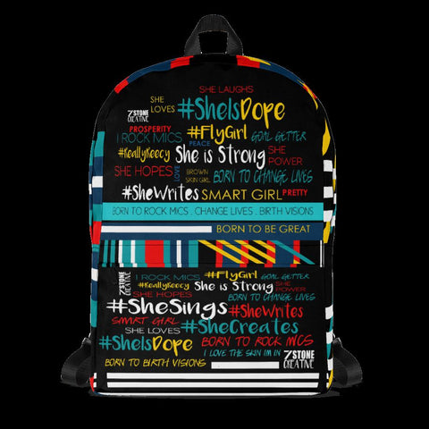Original #SheHashtag Backpack