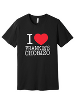 "Load image into Gallery viewer, Chala's ""Frankie's Chorizo"" Cotton Tee"