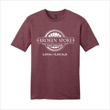 Load image into Gallery viewer, Broken Spoke Loyal To Locals Tee