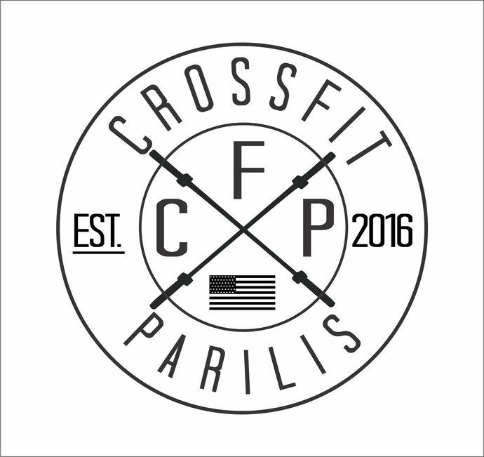 Crossfit Decals (pack of two)