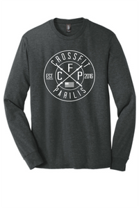 Crossfit Long-Sleeve Tri-Blend Tee