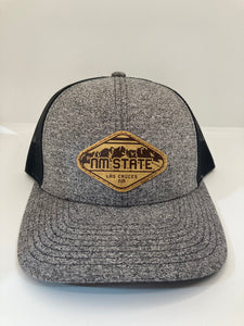 NM State Leather Patch Low Pro