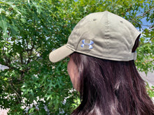 Load image into Gallery viewer, UA NM State Stacked Chino Cap