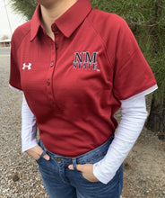 Load image into Gallery viewer, Women's NM State Rival Polo