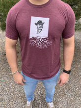 Load image into Gallery viewer, Wear Your Roots Tri-Blend Tee