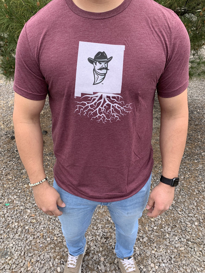 Wear Your Roots Tri-Blend Tee