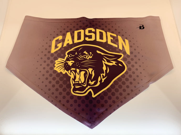 Gadsden High School Sublimated Bandana