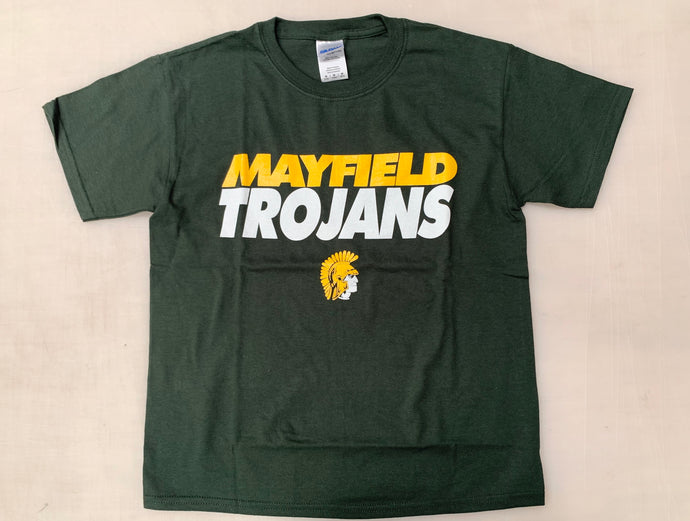 Youth Mayfield High School 2016 Mascot Tee