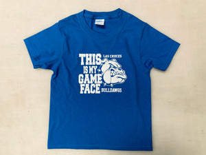 Youth Las Cruces High School Game Face Tee