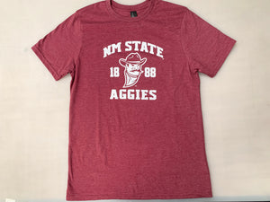 Youth Pistol Pete Aggies Tee
