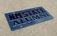Load image into Gallery viewer, NMSU License Plate