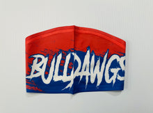 "Load image into Gallery viewer, Las Cruces Bulldawgs Headband ""Skull Wrap"""