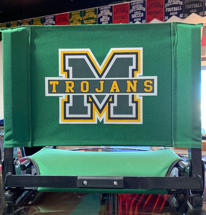 Mayfield High School Stadium Chair