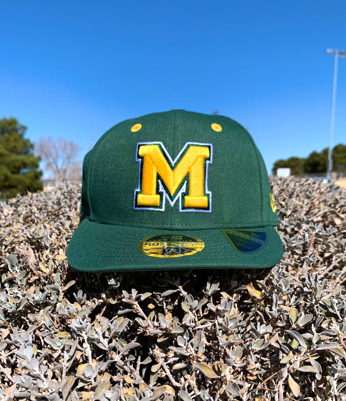 New Era 59Fifty Low Profile Mayfield High School Cap